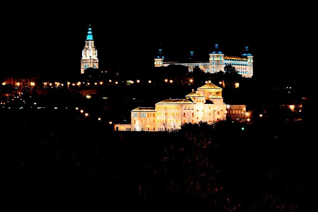 Recorridos nocturnos por Toledo