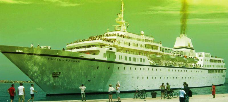 Viajar en crucero